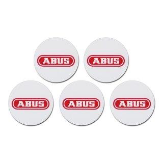 ABUS AZ5502 Proximity Chip Sticker 5er Pack Selbstklebend Terxon AZ 5502