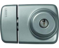 ABUS 7525 S silbern Tür-Zusatzschloss für...