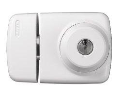 ABUS 7525 W weiß Tür-Zusatzschloss für...