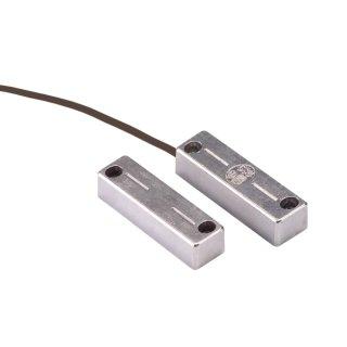 ABUS MK4200 Öffnungsmelder für Stahltüren Metalltüre NC Magnetkontakt VdS B