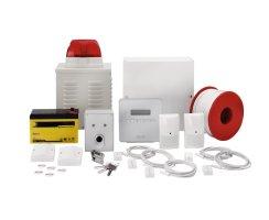 ABUS AZ4301 Terxon SX Komplettpaket Set Alarmanlage mit...