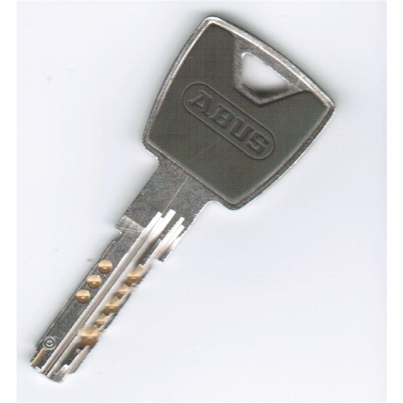 ABUS XP2S Halbzylinder gleichschließend nach Sicherungskarte