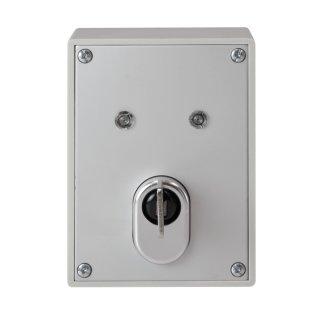 ABUS SE1010 Schlüsselschalter inkl. ABUS-Qualitätszylinder mit 5 Schlüssel