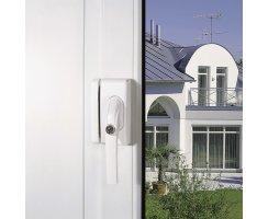 ABUS Secvest FUFT50050B Funk-Fenstergriffsicherung FO 400 E - AL0089 braun