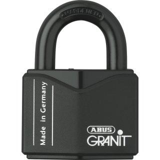 ABUS Granit plus 37/55 Vorhangschloss spezialgehärtet verschiedenschliessend