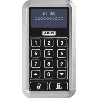 ABUS HomeTec Pro CFT3000 S Funk-Tastatur silber CFT3000S