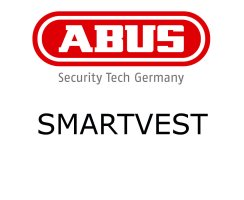 ABUS FUAA35001A Smartvest Basis Set Funk-Alarmanlage App...