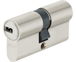 ABUS Doppelzylinder EC660 Not Gefahrenfunktion Wendeschlüssel gleichschließend/ verschiedenschließend Ja, Gleichschließend 30/90 mm