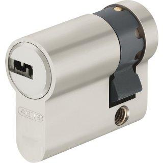 ABUS Halbzylinder EC660 Not Gefahrenfunktion Wendeschlüssel gleichschließend/ verschiedenschließend Ja, Gleichschließend 10/50 mm