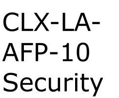 ABUS CodeLoxx Alarm AEB mit Chipschlüsselleser A:30/I:45 mm