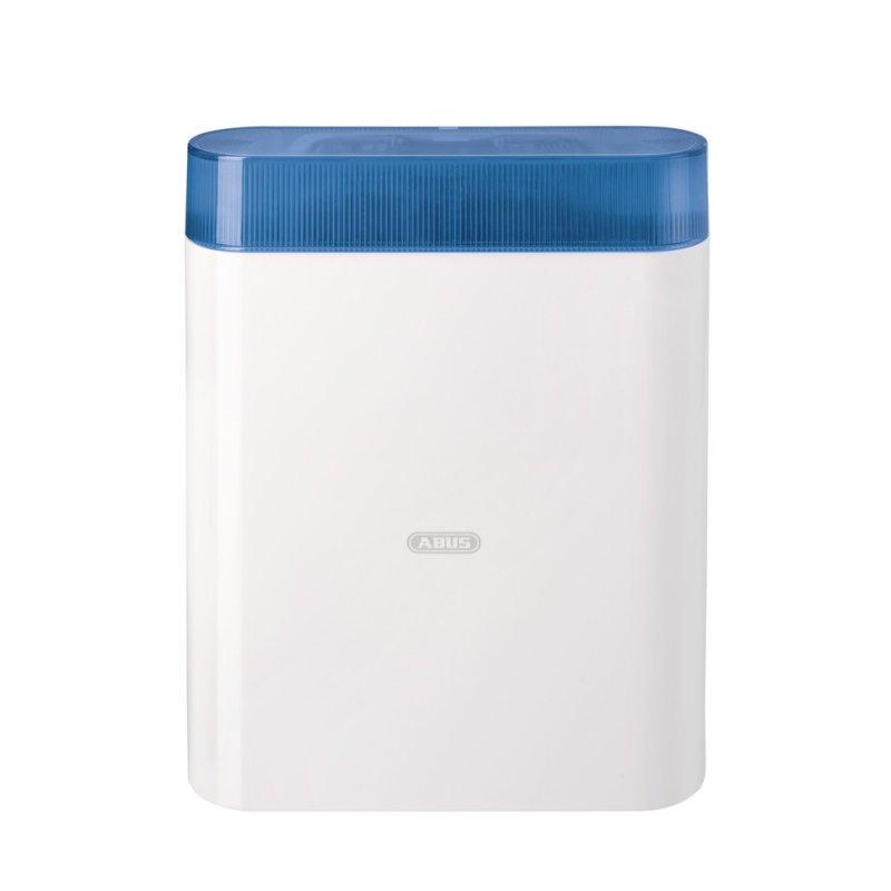 ABUS AZSG10010 Draht-Außensirene blau Alarmsirene für Alarmanlage Sirene Blitz
