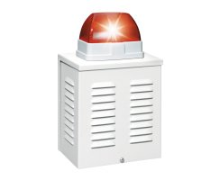 ABUS SG1650 Alarmgeber 12V Alarm Sirene und Blitz Hupe...