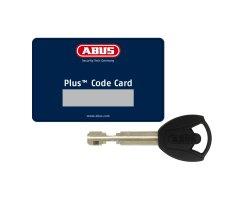ABUS Diskus 20/80 Vorhangschloss verschiedenschließend mit ABUS-Plus-Schließsystem