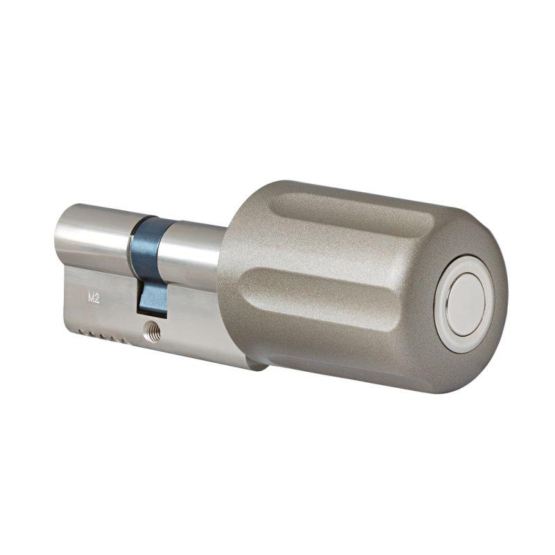 ABUS Secvest Key Funkzylinder Umbau Eigenzylinder vorhandener Zylinder Schließanlage Umbau durch First Mall