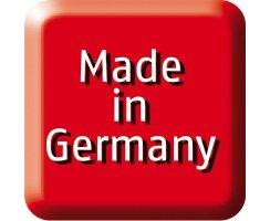 ABUS FOS 550 braun Stabiles Fenster-Stangenschloss Basisset VdS FOS550 B gleichschließend