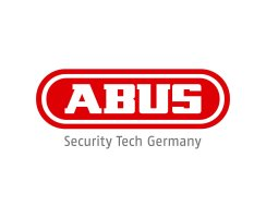ABUS DFS 95 Zusatzschloss Doppelflügelfenster braun...