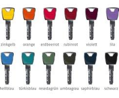 ABUS Türzylinder XP20S Zusatzschlüssel...