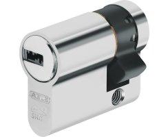ABUS Halbzylinder XP20S Gleichschließend 10/30 mm...