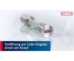 ABUS Seccor CodeLoxx Ziffernring Elektronischer Zylinder...