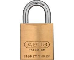 ABUS Vorhangschlösser EC660 gleichschließend / verschiedenschließend