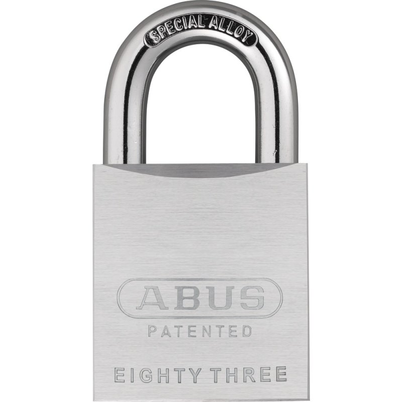 ABUS Vorhangschlösser EC550 Gleichschließend Vorhangschloss 83/50 EC550