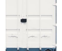 ABUS ConHasp Granit Containerschloss 215/100 +...