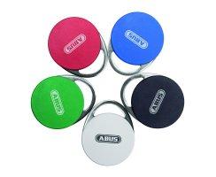 ABUS farbige WLX Mifare Desfire Transponder EV1 Chip 5...