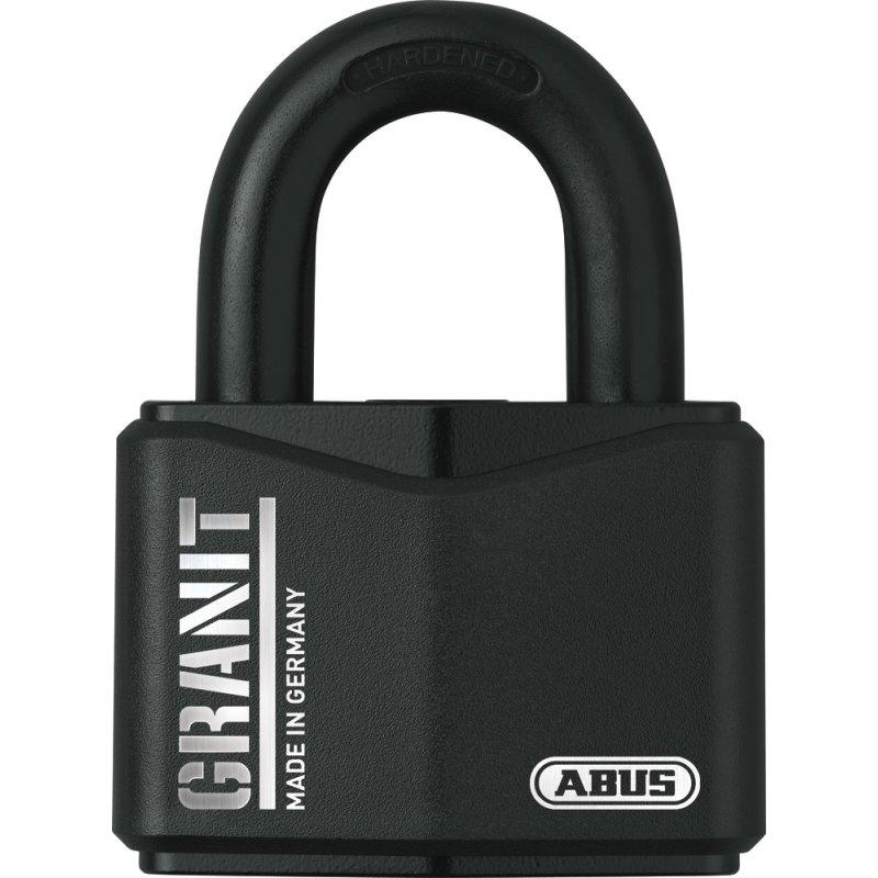 ABUS Granit Vorhangschloss 37RK/70 B/DFNLI CodeCard Vorhängeschloss Spezialstahl