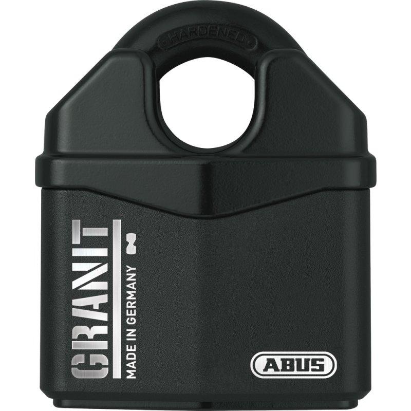 ABUS Granit Vorhangschloss 37RK/80 B/DFNLI Sicherungkarte Vorhängeschloss
