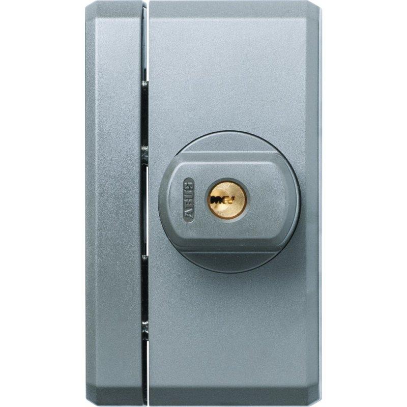ABUS FTS96 S silber VdS Fenster Zusatzschloss Fenstersicherung Einbruchschutz