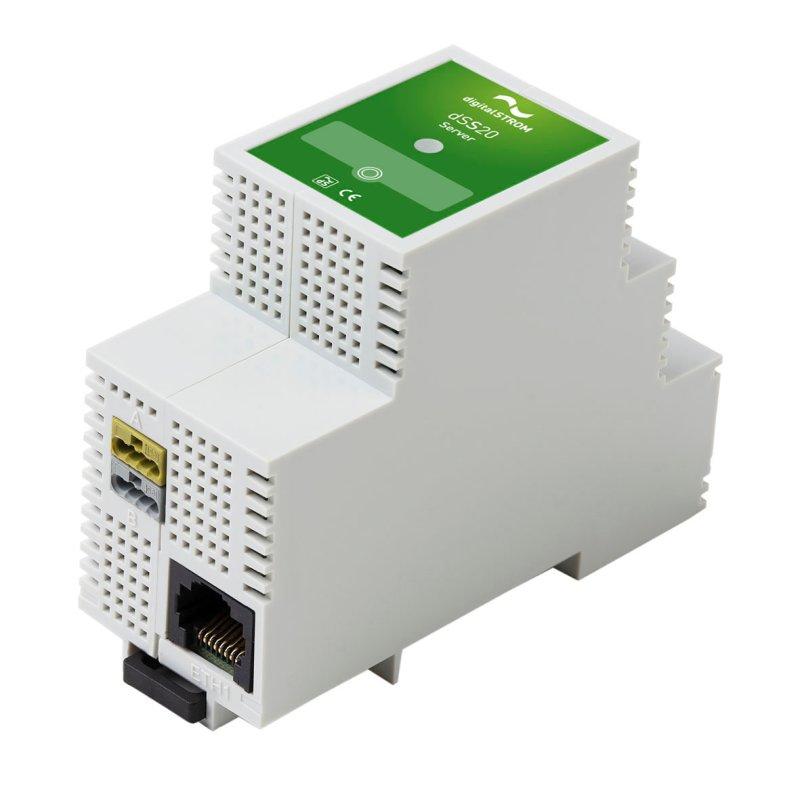 digitalSTROM Server dSS20 Steuerung Geräte Netzwerk App ds Web-Server Zentrale