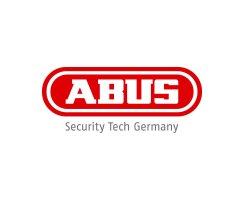 ABUS 2530 W weiß Fenster Doppelflügelfenster...