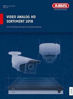 Video Analog HD Sortiment und Zubehör
