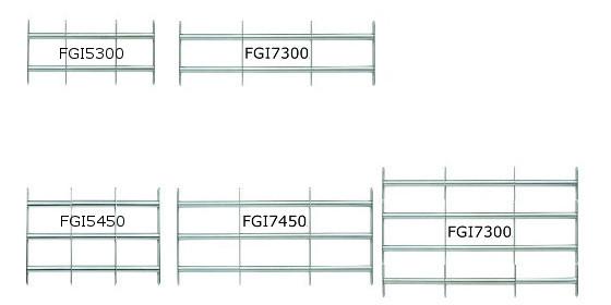 FGI Fenstergitter Auswahl