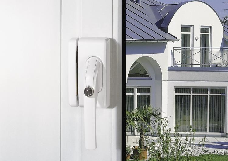abus fo400n fenster sicherung testsieger einbruchschutz fenstergriffschloss. Black Bedroom Furniture Sets. Home Design Ideas